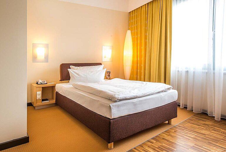 Single room Superior at the centrovital hotel in Berlin