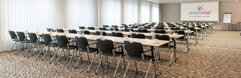 Seminar room at the centrovital in Berlin