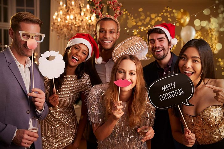 Christmas Parties at centrovital Hotel Berlin ©Monkey Business/Fotolia.com