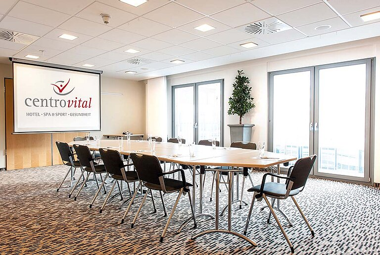 Conference room 9 at centrovital Hotel Berlin