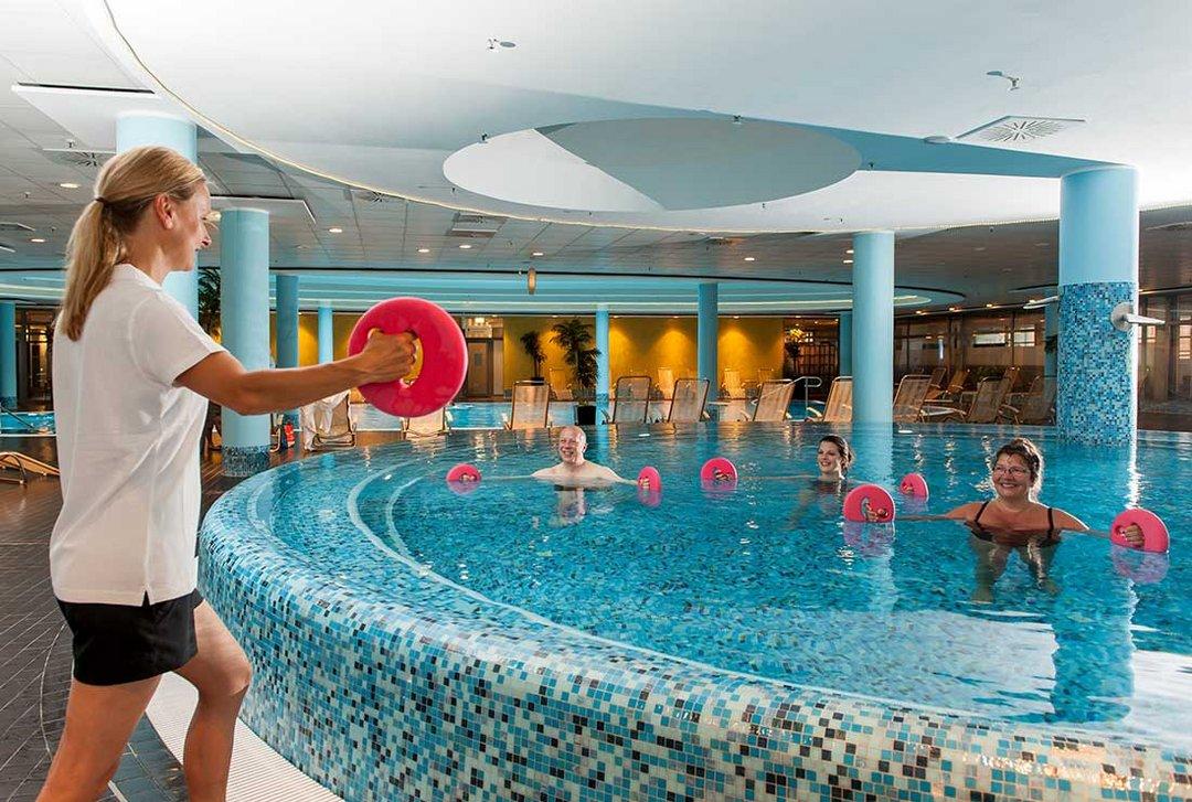 Aqua Fitness Courses At Centrovital Berlin Spa Sport