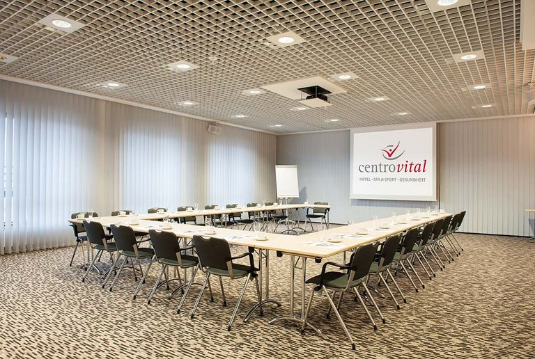 Multifunctional seminar room in Berlin