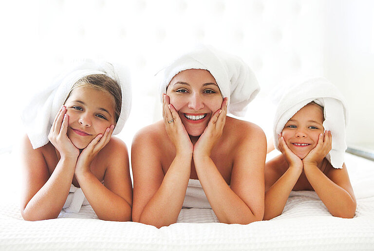 Quality time for the family im centrovital Hotel Berlin ©Dasha Petrenko/Fotolia.com