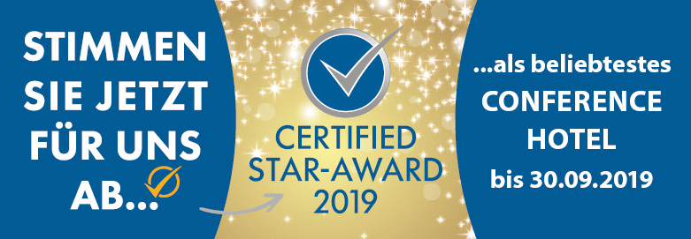 Certified Star-Award 2019